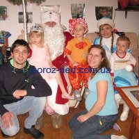 Дед Мороз Киев