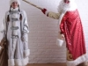 Дед Мороз и Снегурочка поздравление Киев