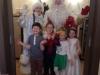 Дед Мороз и Снегурочка поздравление