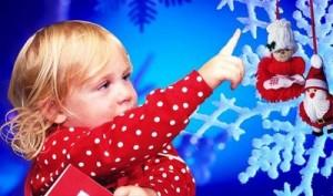 как отметить Новый год с ребенком