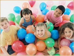 игры для детей на Новый год