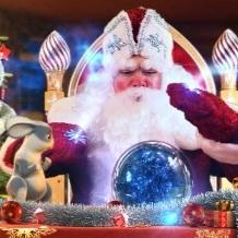 Дед Мороз вызов Киев