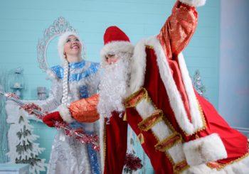 Заказ Деда Мороза на корпоратив