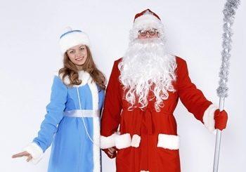 Заказ Деда Мороза. Вызов Деда Мороза в Киеве на дом.
