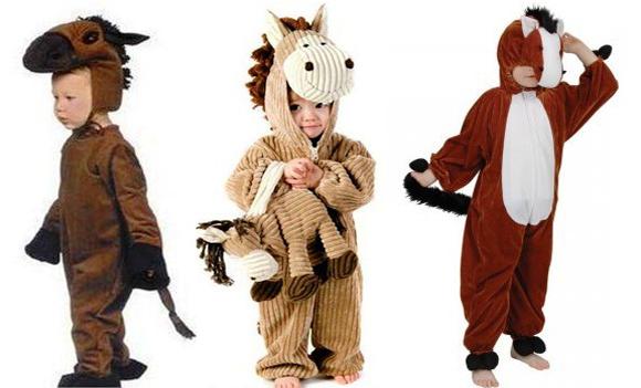 карнавальный костюм лошади