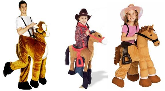 карнавальный костюм лошадки