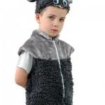 Карнавальный костюм овечки для мальчика