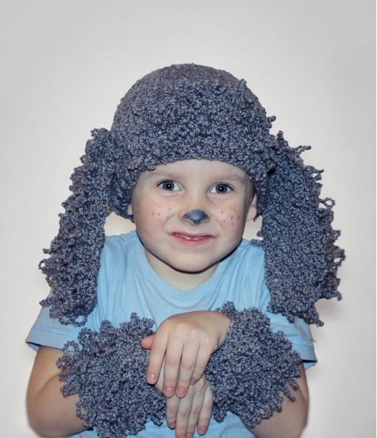 Карнавальный костюм овцы для мальчика