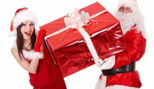 Акция и подарки от Деда Мороза