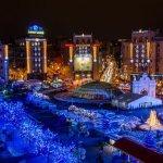 Как отметить Новый год в Киеве в 2018 году