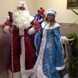 Вызов Деда Мороза Киев
