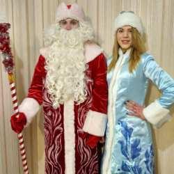 Дед Мороз в офис ресторан Киев