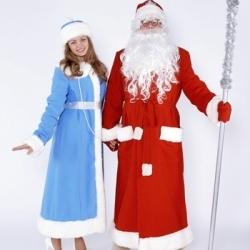 Заказать Деда Мороза и Снегурочку Киев