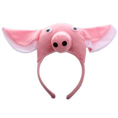 карнавальный костюм свинки для ребенка