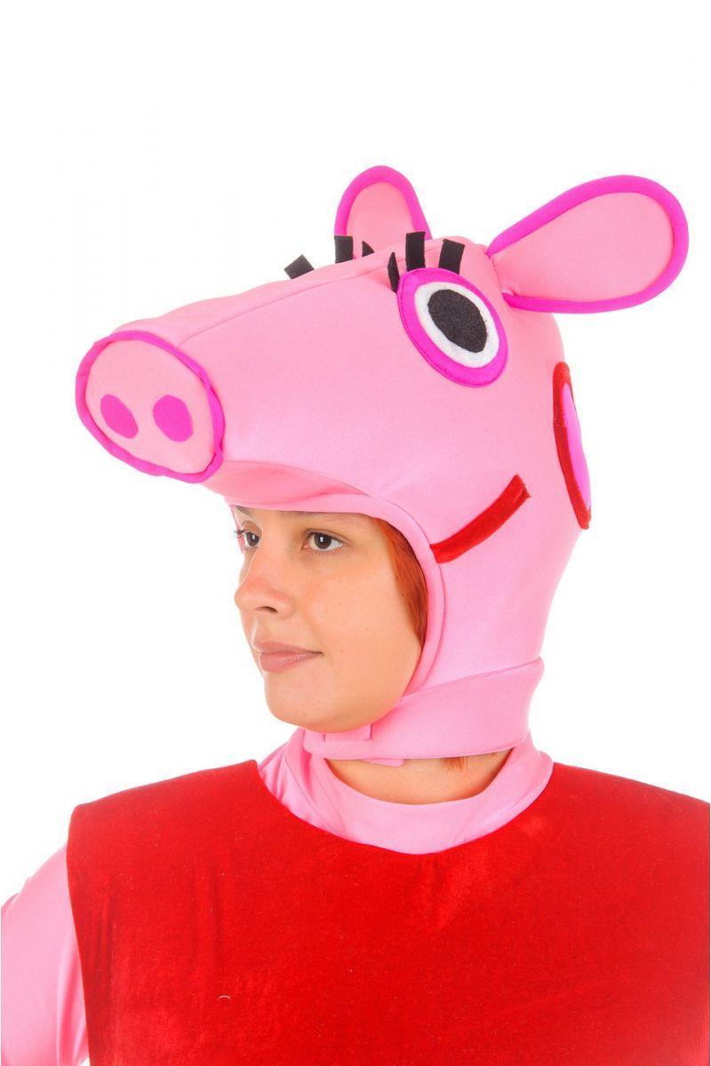 карнавальный костюм свинки