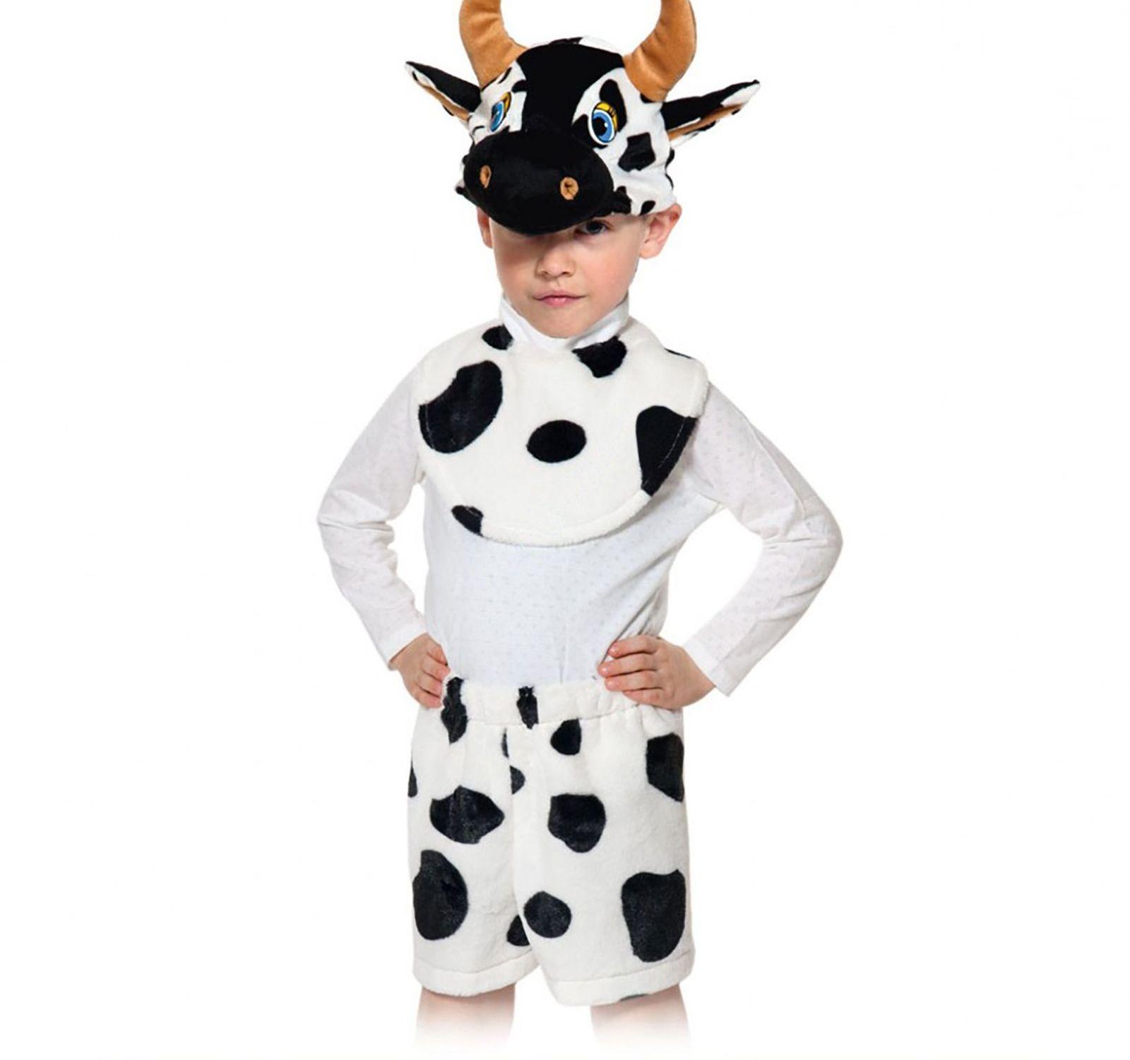 карнавальный костюм быка